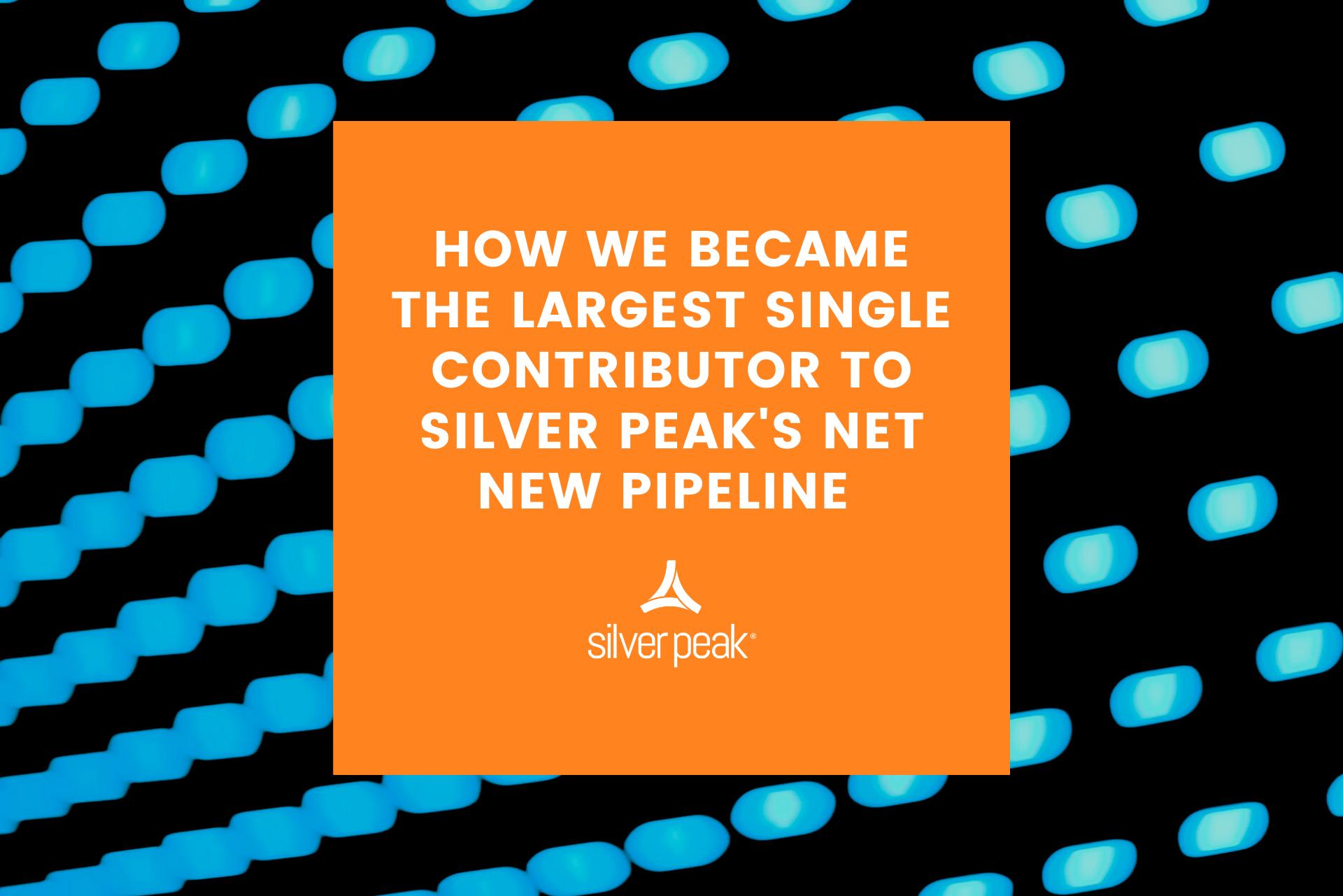 Silver Peak x Inside Global